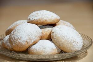 עוגיות חמאה ואגוזי פקאן